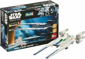 4009803067551 Build and Play - Star Wars - Rogue One - Rebel U-Wing Fighter