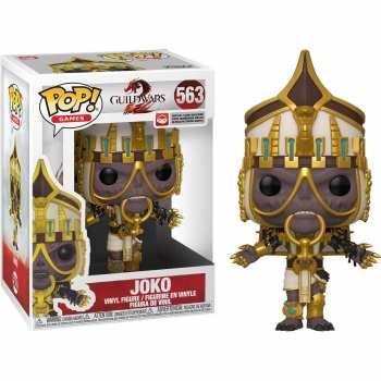 889698415101 Figurine Funko POP - Games 563 - GUILD WARS 2 - JOKO