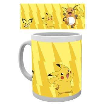 5510106972 Mug Pokemon: Pikachu Evolution