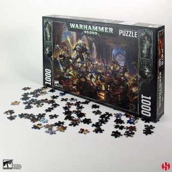 3760226377306 WARHAMMER 40K - DARK IMPERIUM - PUZZLE 1000P 48X68CM