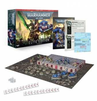 5011921130504 Game Workshop - Warhammer 40k: Élite - Warhammer Citadel
