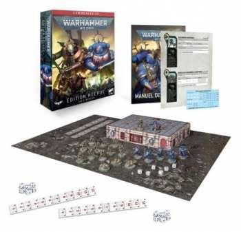 5011921130641 Game Workshop - Warhammer 40k: Édition Recrue - Warhammer Citadel
