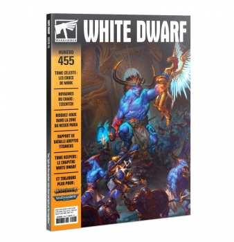 5510107027 Magazine Warhammer- White Dwarf - 455