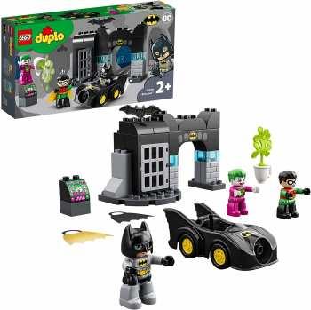5702016618099 Lego Duplo DC Comics Batcave  (10919)