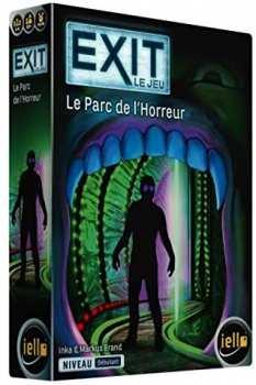 3760175516832 xit - Le Parc De L'horreur