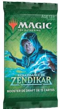 5010993657049 Magic The gathering - Booster Renaissance de Zendikar FR