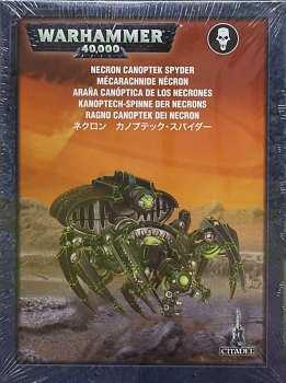 5011921133932 Warhammer 40 K NECRON Canoptek Spyder Action Figure