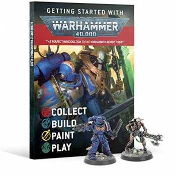 9781839060632 Comment Débuter À Warhammer 40