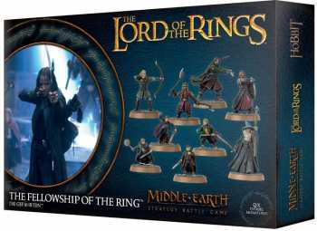 5011921109227 Lord of the Ring - Fellowship Of The Ring - Middle-Earth SBG