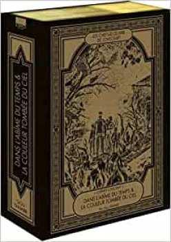 9791032707319 Coffret Lovecraft Dans L'abime Du Temps Et Couleur Tombee Du Ciel Par TANAB