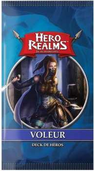 3760175514883 Jeu de Société Hero Realms: Deck de Héros Voleur Fr 15 cartes