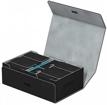 4056133017053 Ultimate Guard Smarthive 400+ XenoSkin™ Noir