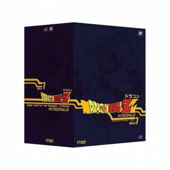 5510107548 Coffret Dragon Ball Z Integrale Box 1/3 (17dvd) DVD