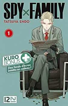 5510107571 Spy Family Tome 1 Kurokawa B