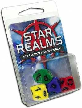 818889018449 Star Realms Dés 16mm