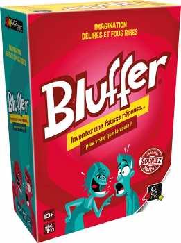3421272826612 Bluffer - Jeu De Societe - Spot Games