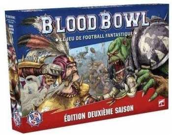 5011921137855 Blood Bowl - Le Jeu De Football Fantastique- Fr Édition Deuxieme Saison