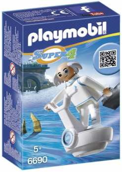4008789066909 Jouet Playmobil Super 4 Docteur X