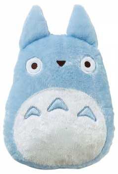 4992272512977 Mon Voisin Totoro - Blue Totoro - Coussin '33x29'