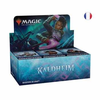 5010993661985 Magic The Gathering Kaldheim Booster FR Carte à jouer MTG