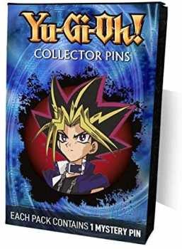 5060662463822 Yu-Gi-Oh Collector Pins Badges