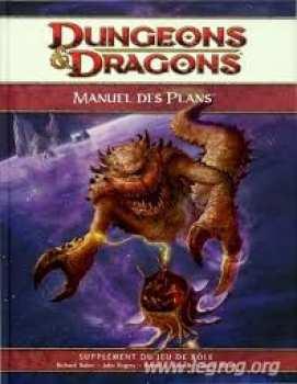 9782357830196 Dungeons & Dragons 4 Manuel des Plans