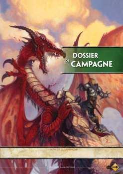 9782917994108 Dungeons & Dragons 4 Dossier de Campagne