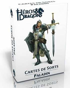 3760245550285 Heros Et Dragons - Cartes De Sort Paladin - Casus Belli
