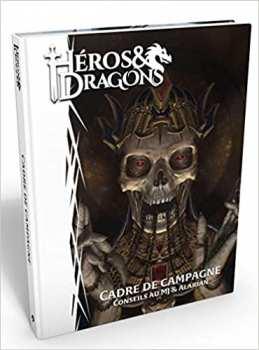 9782363282903 Heros Et Dragons - Livre Cadre De Campagne - Casus Belli