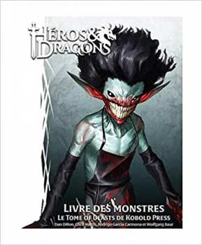 9782363285621 Heros Et Dragons - Livre Des Monstres - Casus Belli
