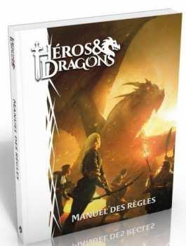9782363282897 Heros Et Dragons - Livre Manuel Des Regles De Poche - Casus Belli