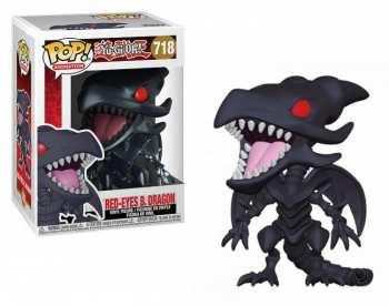 5510107937 Yu-Gi-Oh! Figurines Funko Pop Red Eyes Black Dragon 718