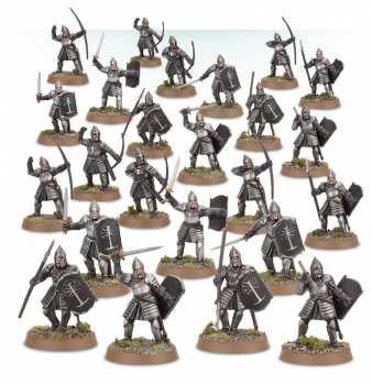 5011921107711 Figurines LOTR Chevaliers De Minas Tirith - Gameworkshop -