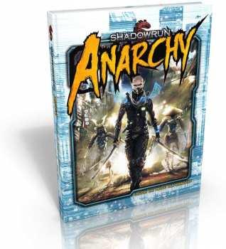 9782363285461 Livre de jeu de role Shadowrun Anarchy  - Blackbook -