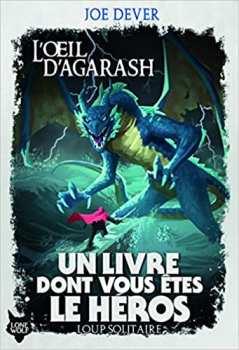 9782075123211 L Oeil D Agarash - Loup Solitaire- Livre Dont Vous Etes Le Héros