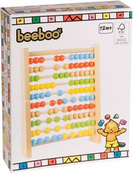 4022498324051 jouets en bois - Boulier en bois - 12 mois + - beeboo