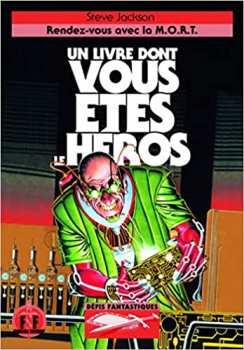 9782070660797 Rendez-vous Avec La M.O.R.T - Defis Fantastique 11 -Livre Dont Vous Etes Le Hero