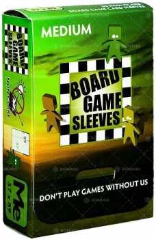 5706569104238 Board Game Sleeves Medium 50x ME 57x89mm