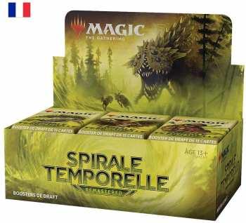 5510108166 Cartes Magic - Spirale Temporelle Remaster - Boosters De Draft  (N)