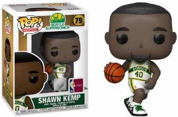 889698479110 Figurines Funko Pop Shawn Kemp Seattle Supersonics 79