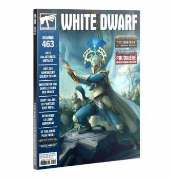 5510108247 Magazine Warhammer - White Dwarf - 463