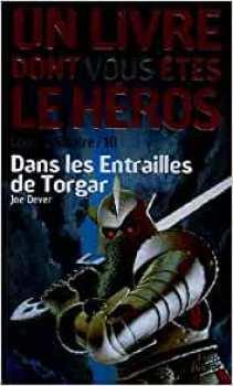 9782070506873 Dans les antrailles de Torgar - loup solitaire 10 - livre dont vous etes le héro
