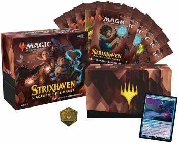 5010993738922 Bundle Strixhaven ( Academie Des Mages ) - Magic The Gathering -