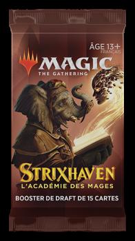 5010993871650 Booster D Extension Strixhaven L Academie Des Mages - Magic The Gathering -
