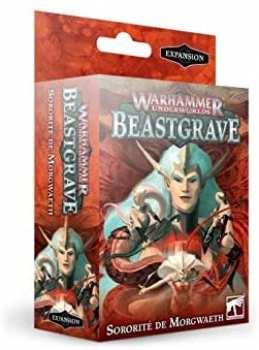5011921130283 Figurines Warhammer Underworlds Beastgrave Sororite De Morgwaeth