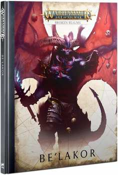9781839063565 Livres Warhammer Age Of Sigmar Be'lakor (broken Realms)