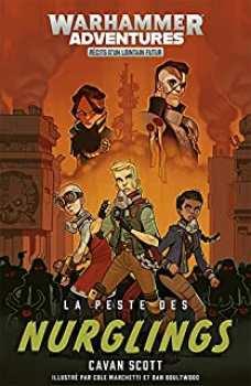 9781780306018 Livre Warhammer Adventures La Peste Des Nurlings