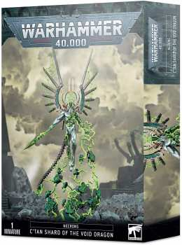 5011921138616 Figurine Warhammer 40k Ctan Echarde Du Dragon Du Neant
