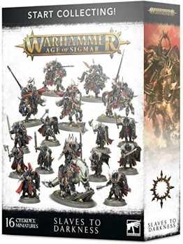 5011921128440 Figurine Warhammer 40000 Start Collecting Slaves To Darkness
