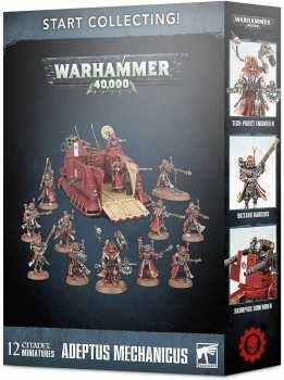 5011921136940 Figurine Warhammer 40000 Start Collecting Adeptus Mechanicus